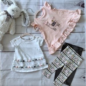 Two cute baby girl dressses❤️